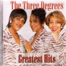 CDs de Música: CD THE THREE DEGREES ¨GREATEST HITS¨. Lote 55571611