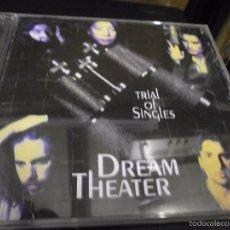 CDs de Música: CD. DREAM THEATER - TRIAL OF SINGLES 1998 NUEVO. Lote 55571834
