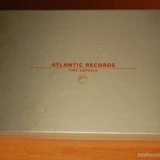 CDs de Música: BOX SET ATLANTIC RECORDS TIME CAPSULE 11 CDS. CASI SIN USO. Lote 55572022