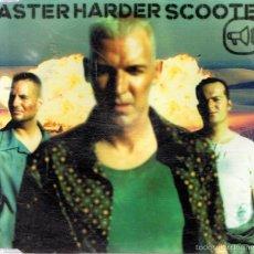 CDs de Música: CD FASTER HARDER SCOOTER . Lote 55572179