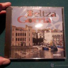 CDs de Música: ENSEMBLE VOCAL BELTZA GORRIA - BAT - CD 15 TEMAS - AGORILA (BAYONNE) PRECINTADO. Lote 55630612
