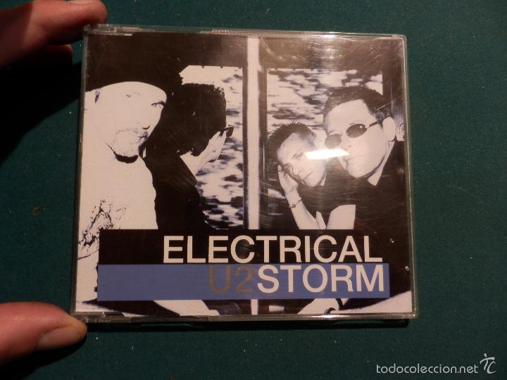 U2 - electrical storm + bad/40/where the stree - Sold