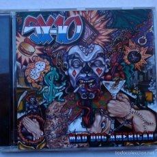 CDs de Música: SX-10 - MAD DOG AMERICAN (CD) 2000. Lote 55701192
