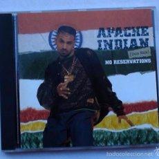 CDs de Música: APACHE INDIAN - NO RESERVATIONS (CD) 1993. Lote 55701360