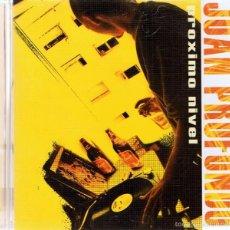 CDs de Música: CD JUAN PROFUNDO ¨PROXIMO NIVEL¨. Lote 55702860
