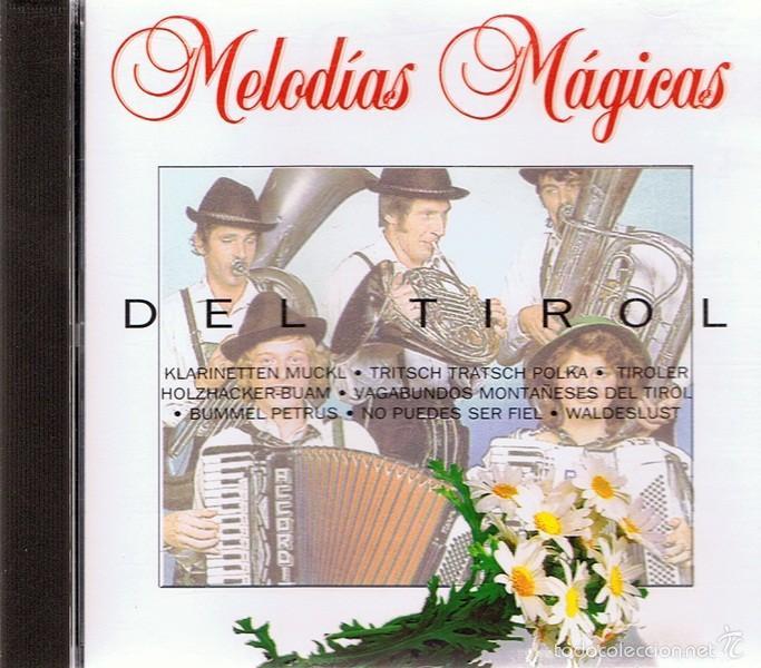 CD MELODÍAS MÁGICAS DEL TIROL (Música - CD's World Music)