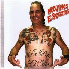 CDs de Música: CD MOJINOS ESCOZIOS ¨PA PITO EL MÍO¨ (CD + DVD). Lote 55703593