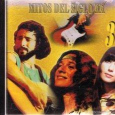 CDs de Música: CD MITOS DEL SIGLO XX (DISCO Nº 3). Lote 55704043