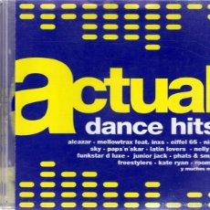 CDs de Música: CD ACTUAL DANCE HITS 2004 ( 2 CDS). Lote 55704850