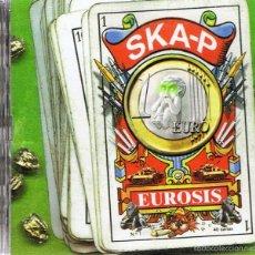 CDs de Música: CD SKA - P ¨EUROSIS¨. Lote 55704956