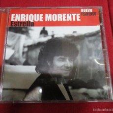 CDs de Música: ENRIQUE MORENTE ESTRELLA,NUEVO FLAMENCO.. Lote 56349998