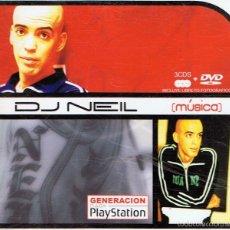 CDs de Música: CD MÚSICA DJ NEIL 2 CDS + DVD. Lote 55735901