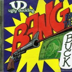CDs de Música: CD UD UGLY DUCKLING ¨BANG FOR THE BUCK¨. Lote 55749405