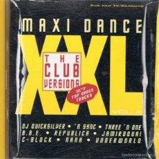 CDs de Música: CD MAXI DANCE XXL VOL. 4 ( 2 CD). Lote 55765456