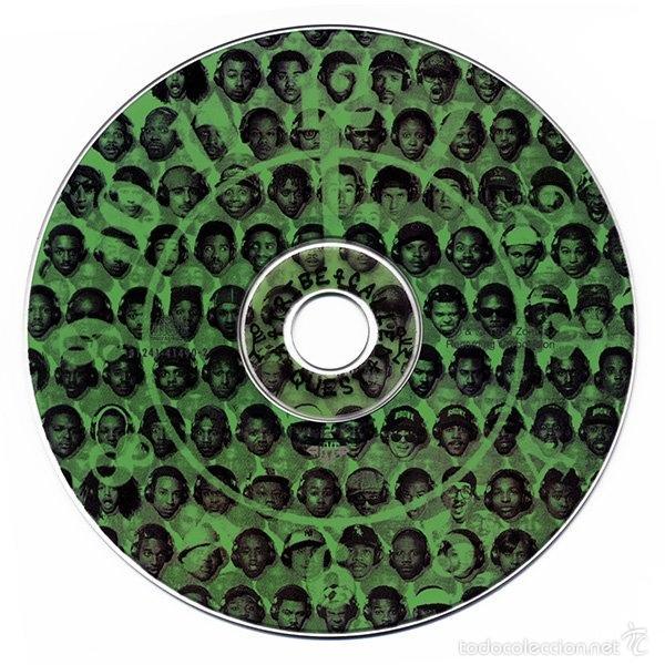 CDs de Música: A Tribe Called Quest-Midnight Marauders-hip hop 90-RARO! - Foto 3 - 55778167
