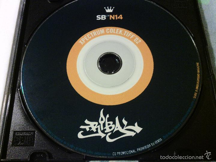 CDs de Música: LOTE PACK 3 CDS RAP HIP HOP ESPAÑOL / SERIE B PROMOCIONALES / RAROS!!!!!!!!! - Foto 2 - 55787936