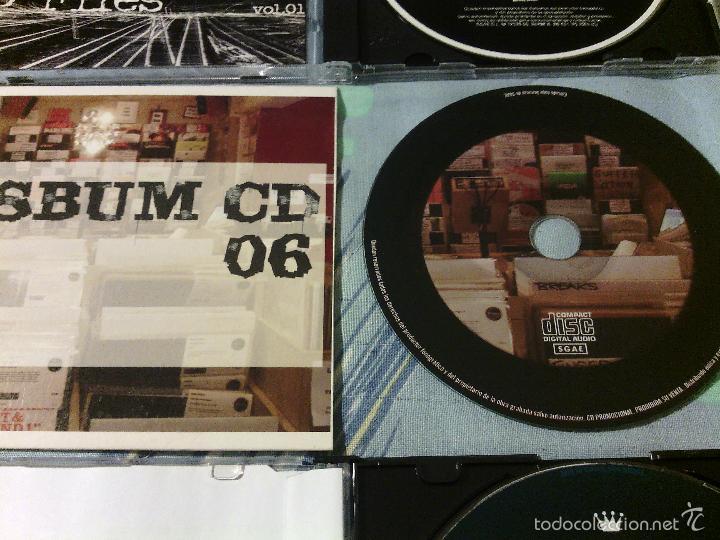 CDs de Música: LOTE PACK 3 CDS RAP HIP HOP ESPAÑOL / SERIE B PROMOCIONALES / RAROS!!!!!!!!! - Foto 3 - 55787936