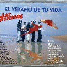 CDs de Música: LOS DIABLOS-EL VERANO DE TU VIDA CDSINGLE PROMOCIONAL EDITADO POR HORUS EN 1995. Lote 55794468