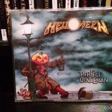 CDs de Música: HELLOWEEN - PERFECT GENTLEMAN. Lote 55802091