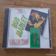 CDs de Música: THE BOB MARLEY COLLECTION 4 EDICION INGLESA. Lote 55809559