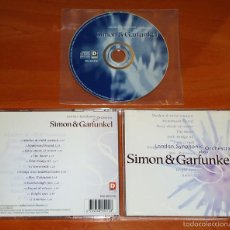 CDs de Música: LONDON SYNPHONIC ORCHESTRA - PLAYS SIMON & GARFUNKEL - CD [DISKY, 1999]. Lote 55859185