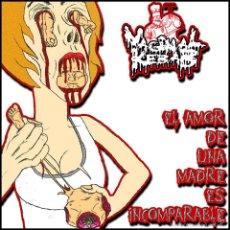 CDs de Música: VAGINAL KEBAB - EL AMOR DE UNA MADRE ES INCOMPARABLE - PRECINTADO - GORE GRIND. Lote 55864136