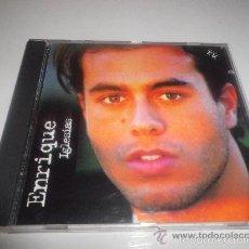 CDs de Musique: ENRIQUE IGLESIAS CD ALBUM 1995 CONTIENE 10 TEMAS NO LLORES POR MI EXPERIENCIA RELIGIOSA.... Lote 55878878