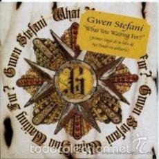 CDs de Música: GWEN STEFANI - CD SINGLE - WHAT YOU WAITING FOR? -PROMO. Lote 154421808