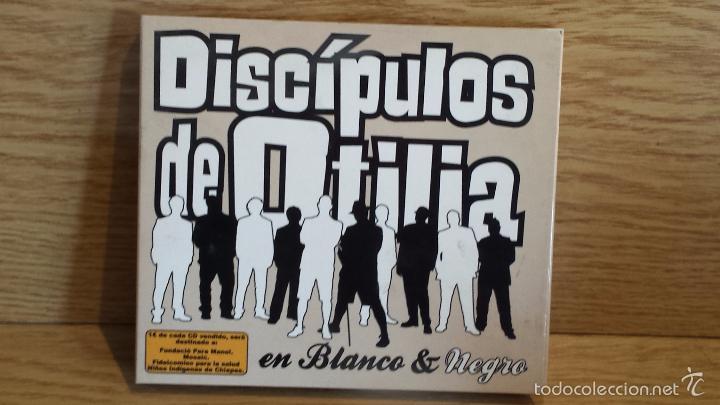 DISCÍPULOS DE OTILIA. EN BLANCO & NEGRO. DIGIPACK/CD+DVD / SIN LIBRETO / CALIDAD LUJO. (Música - CD's Reggae)