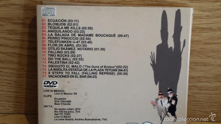 CDs de Música: DISCÍPULOS DE OTILIA. EN BLANCO & NEGRO. DIGIPACK/CD+DVD / SIN LIBRETO / CALIDAD LUJO. - Foto 3 - 55907421