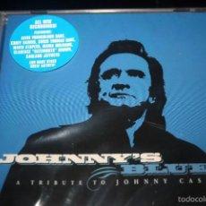 CDs de Música: JOHNNY'S BLUES. A TRIBUTE TO JOHNNY CASH.. Lote 55908832