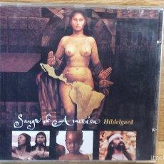 CDs de Música: SANGRE DE AMÉRICA. HILDEGARD. CD / EDEL - 15 TEMAS / CALIDAD LUJO.. Lote 55913488