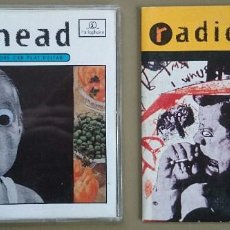 CDs de Música: RADIOHEAD: ANYONE CAN PLAY GUITAR, SPANISH PROMO CDSG + CREEP, CDSG PROMO. Lote 55913992