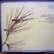 CDs de Música: MUSICA SIN FRONTERAS VOL. 2 2CD. Lote 55915234