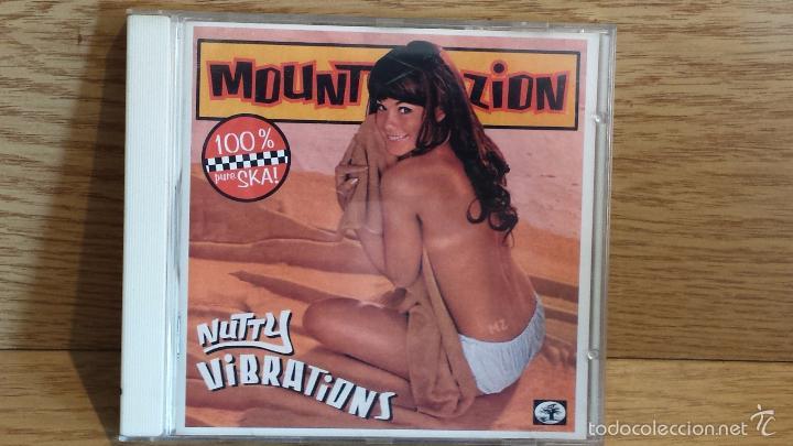 MOUNT ZION. NUTTY VIBRATIONS (SKA) CD / BAOBAB MUSIC. 12 TEMAS / CALIDAD LUJO. (Música - CD's Reggae)
