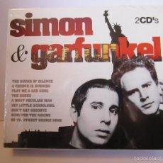 CDs de Música: DOBLE CD SIMON&GARFUNKEL NUEVO PRECINTADO. Lote 55951169