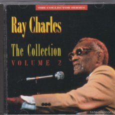 CDs de Música: RAY CHARLES,THE COLLECTION VOL.2. Lote 55990689