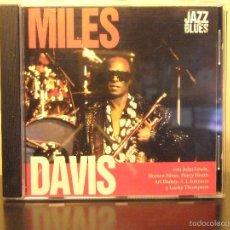 CDs de Música: CD - MAESTROS DEL JAZZ & BLUES Nº 1 (MILES DAVIS) (NM / NM). Lote 222803296