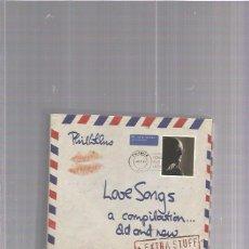 CDs de Música: PHIL COLLINS LOVE SONGS. Lote 56003398