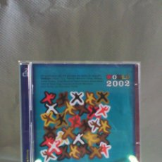 CDs de Música: CD VARIOS - WORLD 2002 (2 CDS). Lote 56005413