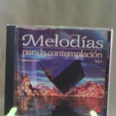 CDs de Música: CD MELODÍAS PARA LA CONTEMPLACIÓN VOL. 4. Lote 56006796