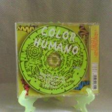 CDs de Música: CD MAXI-SINGLE COLOR HUMANO - BURUNDANGA. Lote 56007384