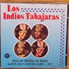 CDs de Música: LOS INDIOS TABAJARAS. CD / PERFIL - 1989. 20 TEMAS / CALIDAD LUJO.. Lote 56008737