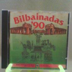 CDs de Música: CD BILBAINADAS`90. Lote 56009194