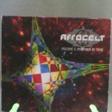 CDs de Música: CD AFRO-CELT SOUND SYSTEM - VOLUME 3: FURTHER IN TIME (SET BOX). Lote 56009704