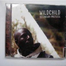 CDs de Música: WILDCHILD - SECONDARY PROTOCOL - US 2003. Lote 56009928