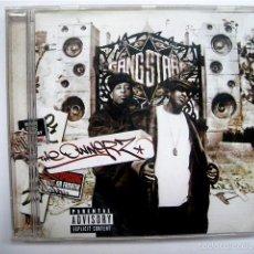CDs de Música: GANG STARR - THE OWNERZ - UK & EUROPE 2003. Lote 56011038