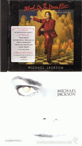 CDs de Música: MICHAEL JACKSON ¨GHOSTS¨ DELUXE COLLECTOR BOX SET EDICIÓN LIMITADA - Foto 3 - 56019594