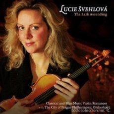CDs de Música: THE LARK ASCENDING / LUCIE SVEHLOVA CD BSO. Lote 56030802