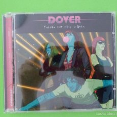 CDs de Música: DOVER - FOLLOW THE CITY LIGHTS. Lote 56038183